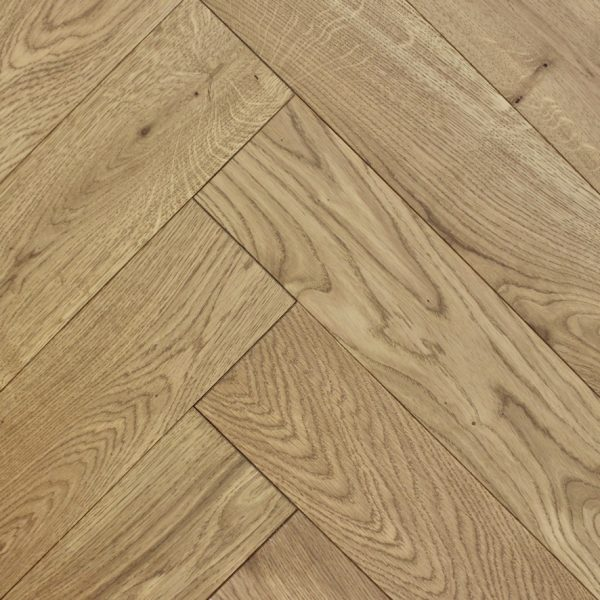 Chene Semi Matt Brown Oiled Oak Flooring