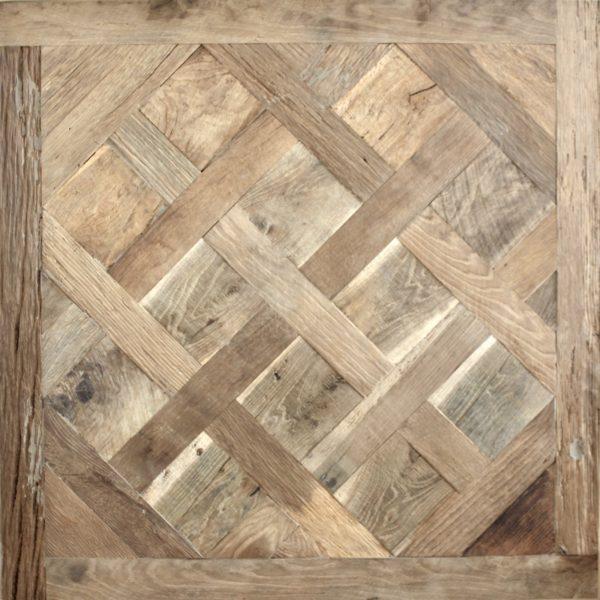 Rouen Reclaimed Versailles Oak Flooring Panel