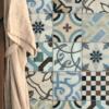 Bayonne Mixed Pattern Tiling