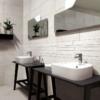 Cemech Light Concrete Effect Porcelain Tile
