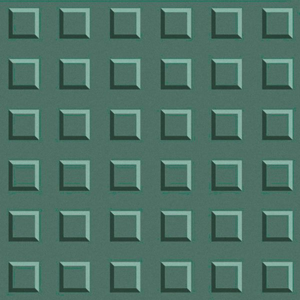 Cube Green 3D Feature Wall Tile 302 x 302 x 10mm.