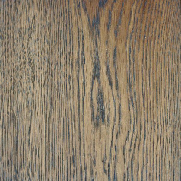 Ulpha Dark Grey Brown Oiled Brushed Oak Flooring