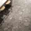 Milan Grey Porcelain Stone Effect Tile