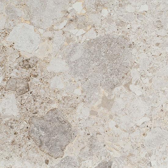 Milan White Terrazzo Stone Effect Porcelain Tile