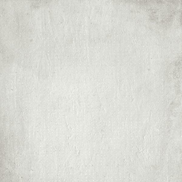 Pave Light White Concrete Effect Porcelain Tile