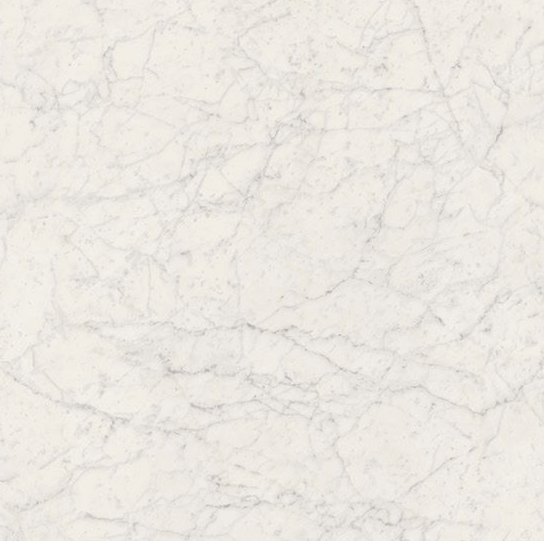 Bianco White Marble Style Porcelain Tile With Grey Veining