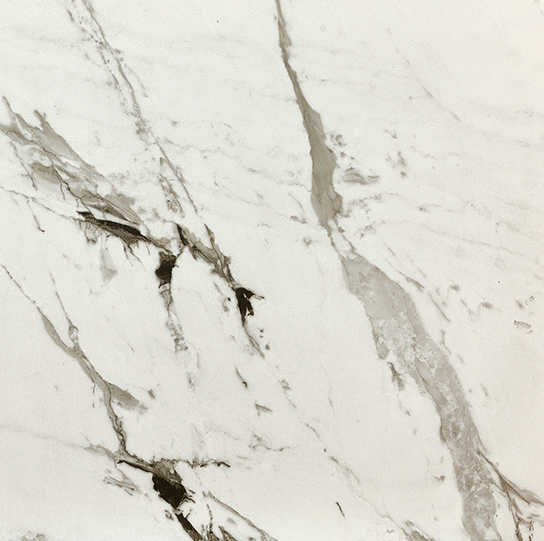 Breccia White Marble Style Porcelain Tile With Grey Veins