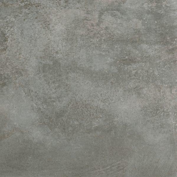 Cast Grey, Antiqued Silver Grey Metal Effect Porcelain Tile