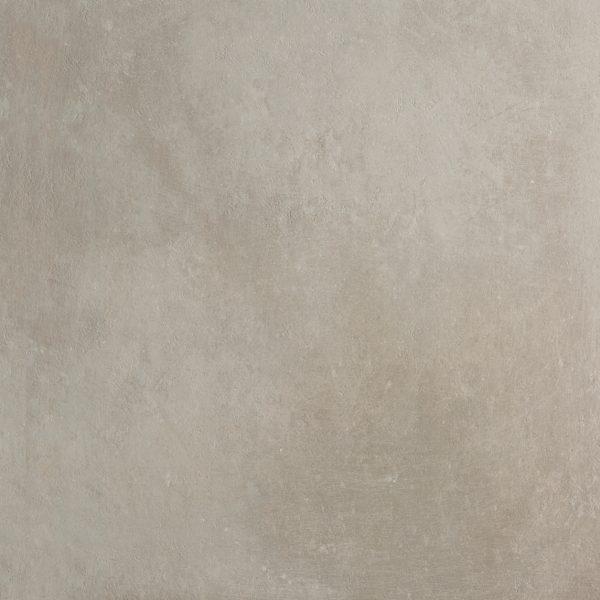 Cast Frost, Antiqued Cream And Silvered Grey Metal Effect Porcelain Tile