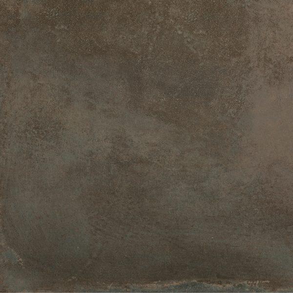 Cast Rust, Antiqued Rusty Iron Metal Effect Porcelain Tile