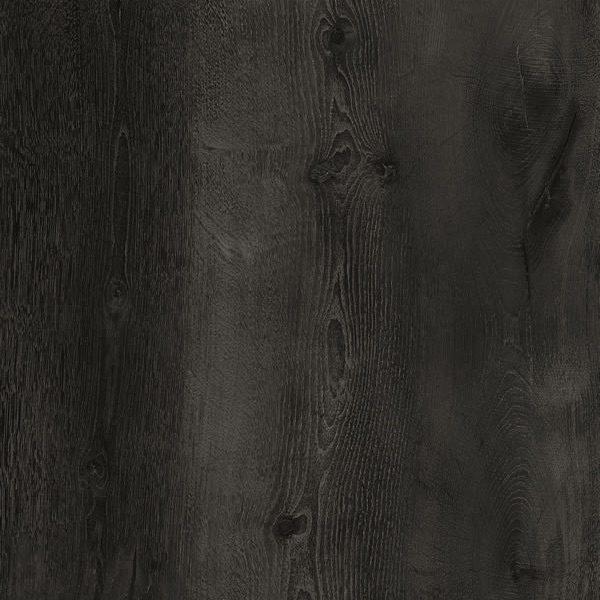 Montfort Black Brown Wood Effect Rectified Porcelain Tile