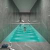 Apulia Grey wall and anti slip floor tile