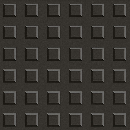 Kubus Black 3D Feature Wall Tile