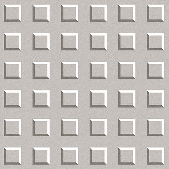 Kubus Grey 3D Feature Wall Tile