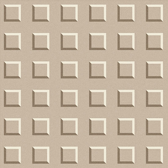 Kubus Ivory 3D Feature Wall Tile