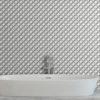 Maroc Stone Encaustic Style Geometric Bathroom Wall Tiles