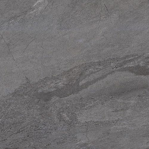 Maurienne Anthracite Black Quartzite Stone Effect Porcelain Tile