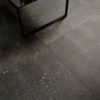 Monza Black Terrazzo Floor Tile