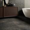 Monza Italian Terrazzo Bathroom floor tile and feature wall
