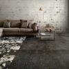 Monza Graphite Decorative Terrazzo Floor Tile