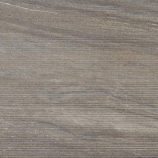 Novara Linear Dark Grey Stone Effect Porcelain Tile