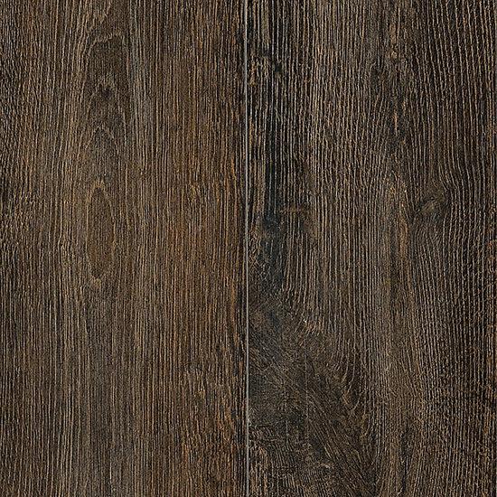 Schervage Dark Oak Wood Effect Porcelain Tile