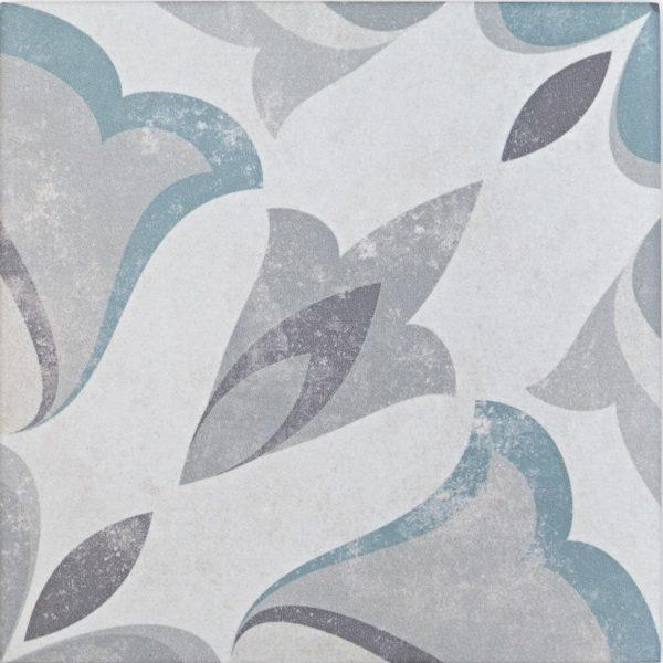 Laureat Autumn Geometric Patterned Porcelain Tiles